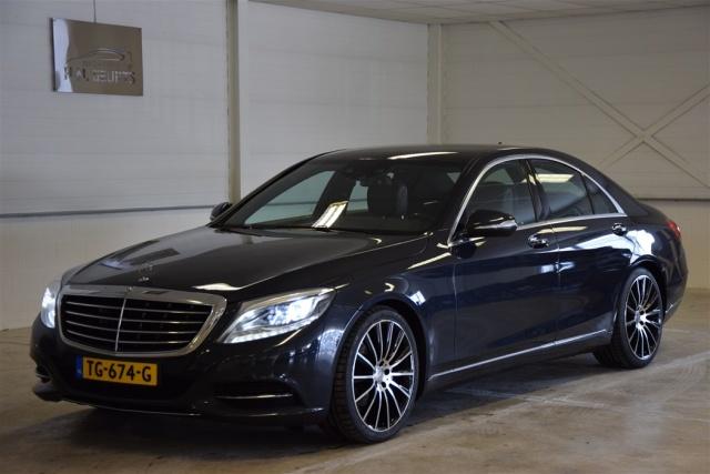 Mercedes-Benz-S-Klasse